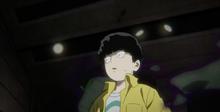 Mogami leaves Minori's body