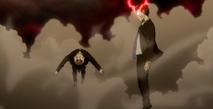 Toichiro overpowers Mob