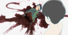 Mob overpowers Mogami