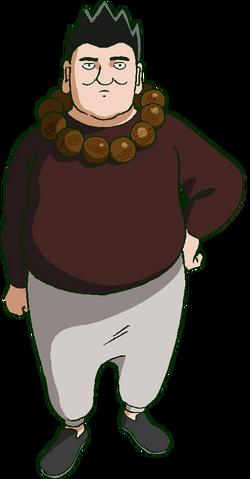 Shinra Banshoumaru Fullbody S2