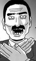 Masashi Asagiri Manga