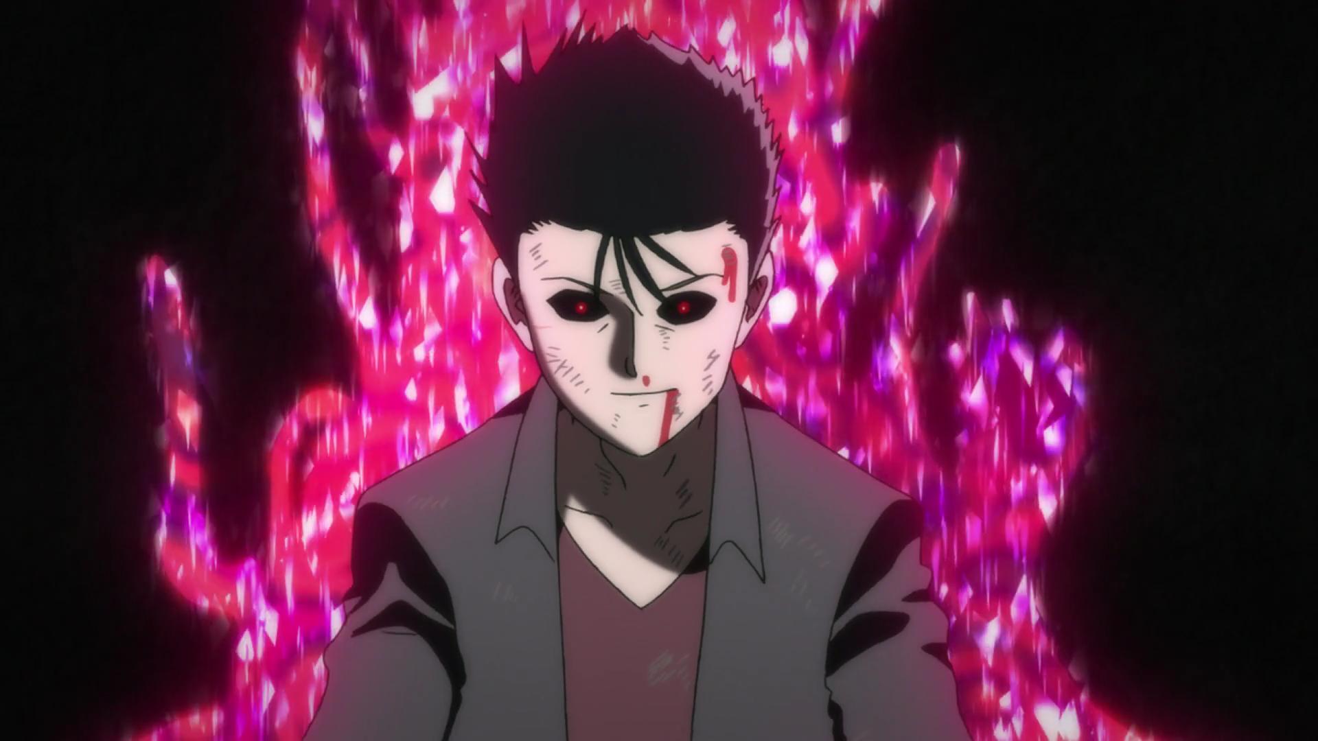 Ryo Shimazaki Mob Psycho 100 Wiki Fandom
