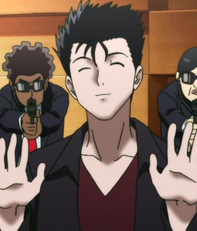 Ryo Shimazaki | Mob Psycho 100 Wiki | FANDOM powered by Wikia