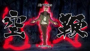 Air Whip anime