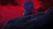 Minegishi defeated