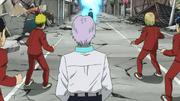 Minegishi encounter Mob