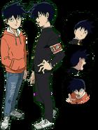 Ritsu 2nd Season Design