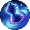Starlit Hourglass