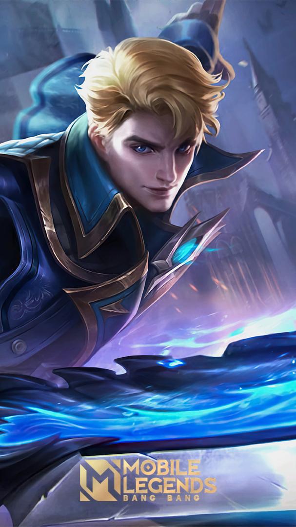 Mobile Legend Alucard Lightborn