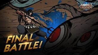 Final Battle New Hero Badang Trailer Mobile Legends Bang Bang!
