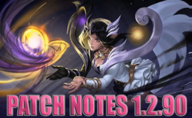 Patch Notes 1.2.90
