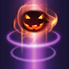 Halloween Spawn Effect