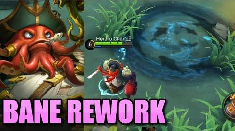 NEW BANE REWORK ANIMATION AND SKILLS IS HERE