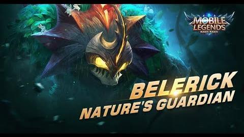 Mobile Legends Bang Bang! New Hero Nature's Guardian Belerick