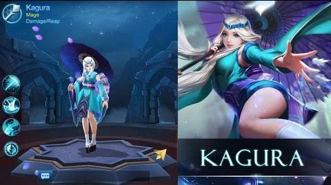 Mobile Legends Bang Bang Kagura , the Onmyouji Master!