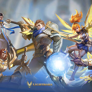 Lightborn Squad Mobile Legends Wiki Fandom