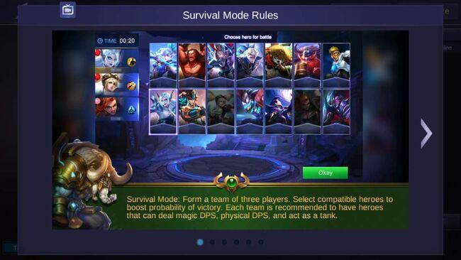 Survival | Mobile Legends Wiki | FANDOM powered by Wikia