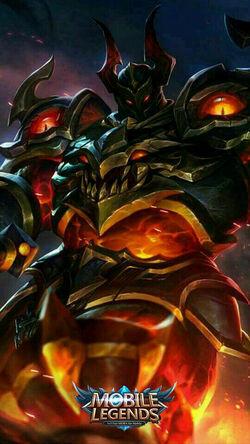 Hasil gambar untuk TIGREAL mobile legends