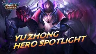 Hero Spotlight - Yu Zhong, Black Dragon