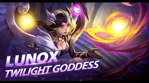 New Hero Twilight Goddess Lunox Mobile Legends Bang Bang!