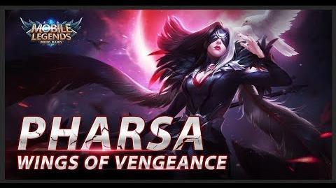 Mobile Legends- Bang Bang! New Hero -Wings of Vengance- Pharsa