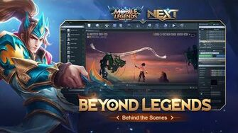 Behind the Scenes Beyond Legends Cinematic Trailer Mobile Legends Bang Bang