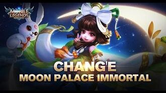 Mobile Legends Bang Bang! New Hero Moon Palace Immortal Chang'e