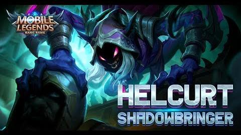Mobile Legends Bang Bang! New Hero Shadowbringer Helcurt Gameplay