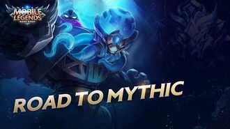 Road to Mythic Ocean Gladiator Atlas Mobile Legends Bang Bang!