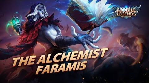 New Hero The Alchemist Faramis Mobile Legends Bang Bang!-1