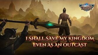 Return of Savior New Hero Minsitthar Trailer Mobile Legends Bang Bang!