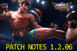 Patch Notes 1.2.06
