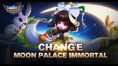 Mobile Legends- Bang Bang! New Hero - Moon Palace Immortal - Chang'E