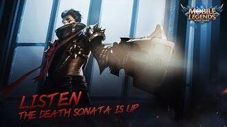 Listen, the Death Sonata is up New Hero Granger Trailer Mobile Legends Bang Bang!