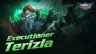 New Hero Executioner Terizla Mobile Legends Bang Bang!-0