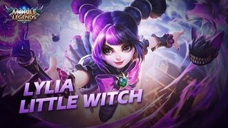 New Hero Little Witch Lylia Mobile Legends Bang Bang!