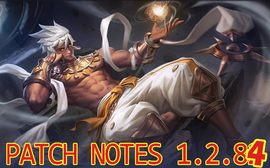 Patch Notes 1.2.84