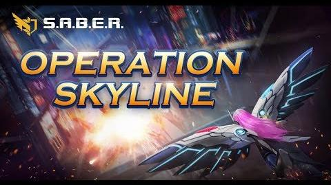 Mobile Legends Bang Bang! Operation Skyline - S.A.B.E.R. Squad Story Trailer