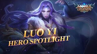 Hero Spotlight Luo Yi, Yin-yang Geomancer Mobile Legends Bang Bang