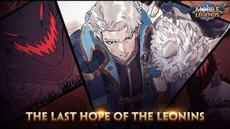 The Last Hope of the Leonins New Hero Harith Trailer Mobile Legends Bang Bang!