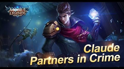 Mobile Legends Bang Bang! New Hero Partners in Crime Claude