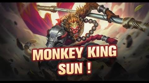 Mobile Legends- Bang Bang! Rising Hero - SUN