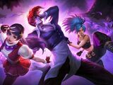 The King of Fighters Skins