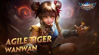 Hero Spotlight Wanwan Agile Tiger Mobile Legends Bang Bang-0