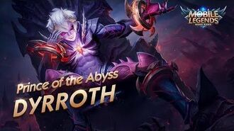 New Hero Prince of the Abyss Dyrroth Mobile Legends Bang Bang!-3