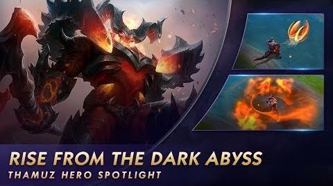 New Hero Lord Lava Thamuz Mobile Legends Bang Bang!