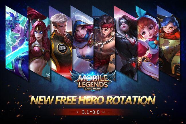 Weekly Free Heroes