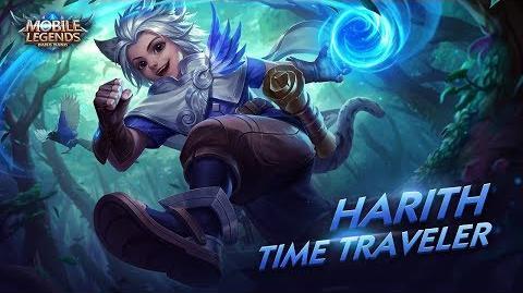 New Hero Time Traveler Harith Mobile Legends Bang Bang!