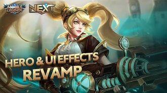 Project NEXT Hero Revamp & UI Adjustments Project NEXT Express 4 Mobile Legends Bang Bang