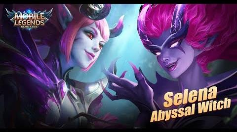 Mobile Legends Bang Bang! New Hero Abyssal Witch Selena